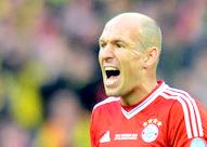 Robben: de volta? - Imagem: Beneclick
