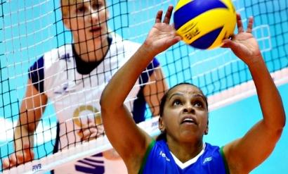 Fofão: faltou a última medalha - Imagem: FIVB