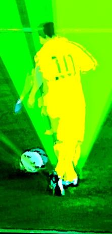 Messi: campeão vai brigar por artilharia