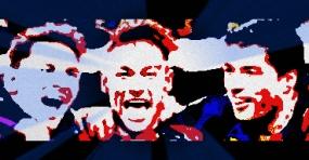 Messi, Neymar e Suárez dispensam explicações