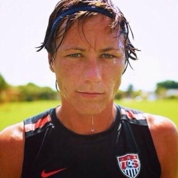Abby Wambach: 14 gols em Mundiais - Foto: Twitter/@AbbyWambach