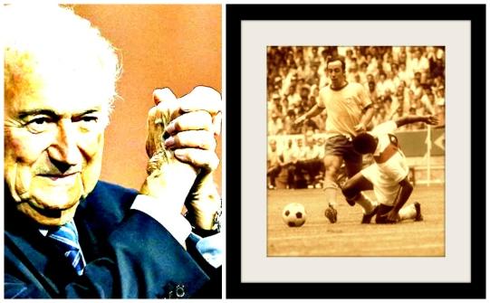 Blatter e Tostão 266