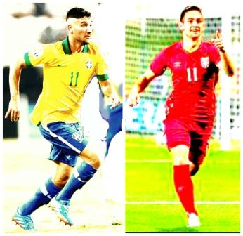 Boschilia e Zivkovic determinam o ritmo de Brasil e Sérvia