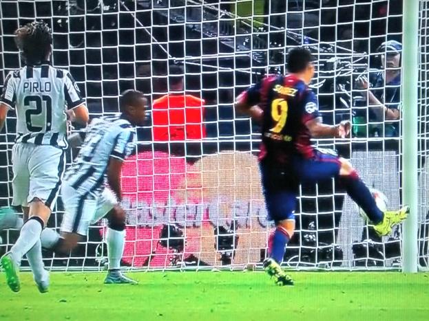 Gol de Suárez 66