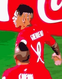 Guerrero: três gols para levar Peru à semifinal