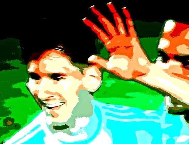 Messi e Higuaín 306 6 a 1