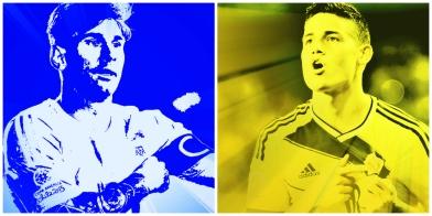 Messi x James Rodríguez: duelo por vaga nas semifinais da Copa América