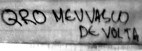 Muro de São Januário 146