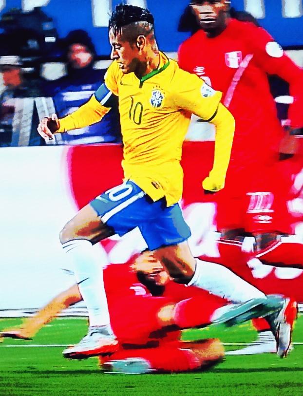 Neymar 164 x