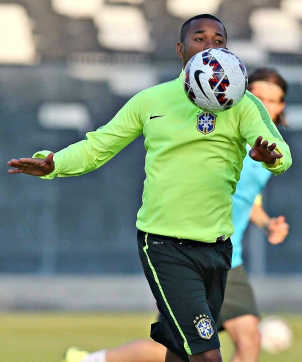 Robinho: com ou sem Neymar - Foto: Rafael Ribeiro/CBF