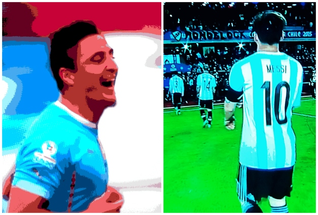 Uruguai x Argentina