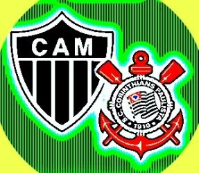 Atletico e Corinthians: 60% de chances no Brasileirão