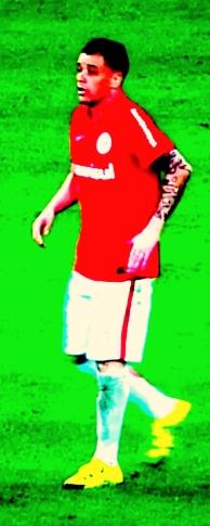 D'Alessandro: gol aos 4 minutos