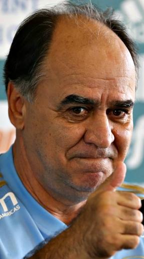 Marcelo Oliveira: vitória vale G-4 - Foto: Cesar Greco/Ag. Palmeiras