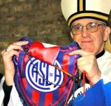 Papa: torcedor e sócio - Reprodução
