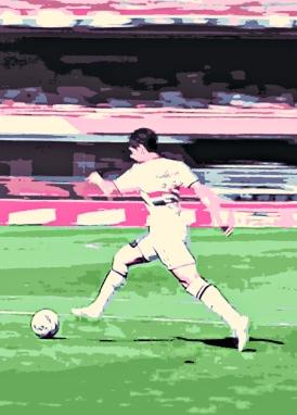 Pato brilha na matinê: dois gols e uma assistência