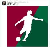 Ronaldinho no Flu