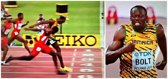 Bolt tri 100m