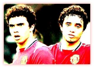 Fábio e Rafael: o Manchester é passado