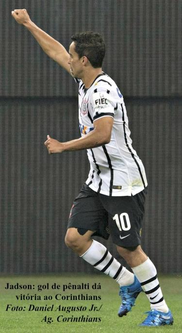 Jadson Corinthians 4 x 3 Sport 128