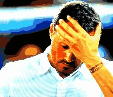 Luis Enrique: preocupação quando Sevilla empata