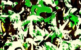 Allianz Parque: depois do susto, alegria palmeirense