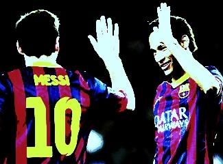 Barça x Leverkusen: dia de Neymar jogar por Messi