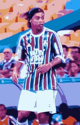 """Ronaldinho Gaúcho: """"uma oportunidade"""", diz o presidente do Flu"""