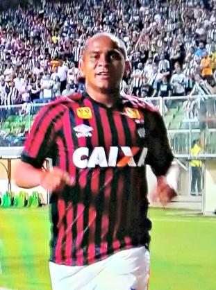 Walter: gol contra Atlético Mineiro vale festa do Corinthians