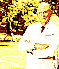 Kenneth Cooper: aos 84 anos, caminhada na USP