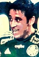 Robinho: de volta, no Palmeiras x Fluminense
