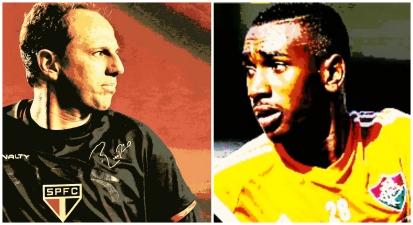 Dupla despedida: Rogerio Ceni deixa futebol e Gerson deixa o Flu após Copa do Brasil