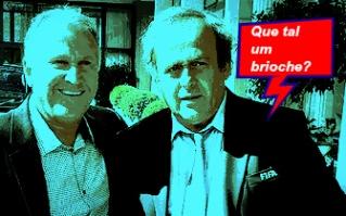 Eleições na Fifa: Zico se beneficia com suspensão de Platini?