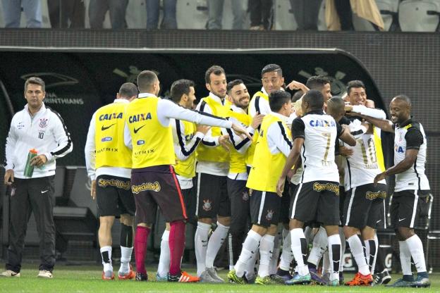Corinthians quase campeão @0711@@@
