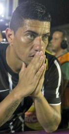 Ralf: capitão - Foto: Twitter/Corinthians
