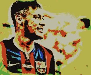 Neymar: hoje e Barça; semana que vem, Brasil