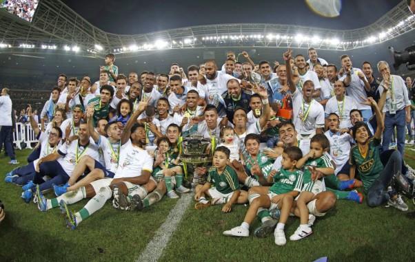 Palmeiras campeão @0312@