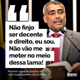 Romário no Twitter e no Facebook: fim do silêncio